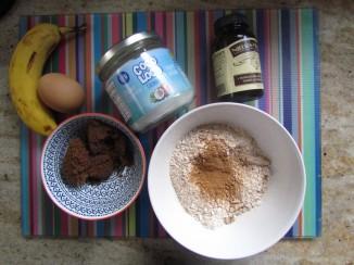 Banana Nut Muffins Ingredients